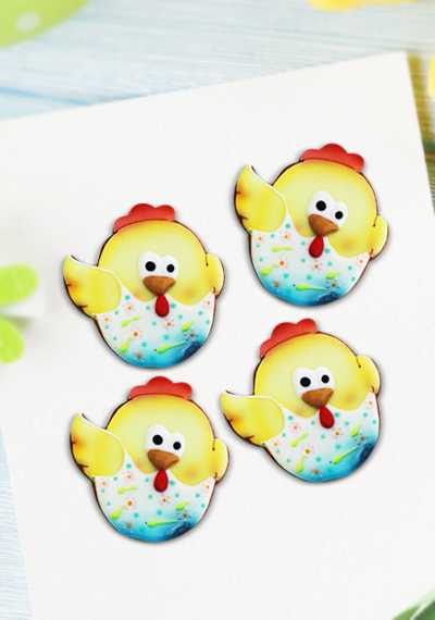 Tweet Chick Cookies