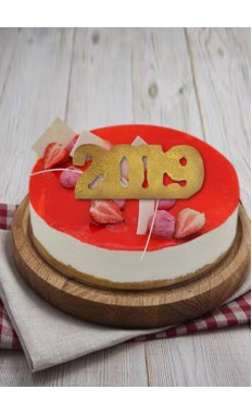 Strawberry Cheese cake 2019