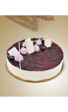 Blueberry Cheese Cake II