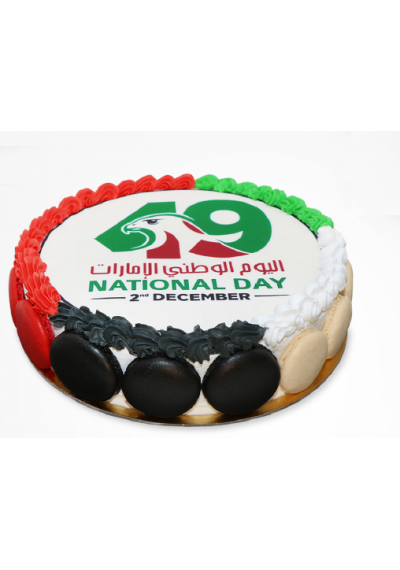 49th UAE Full Cake