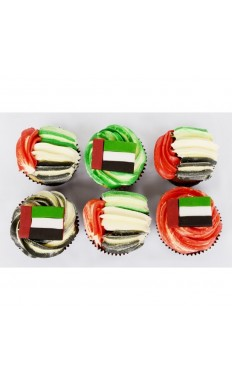 UAE Celebration Cupcakes II