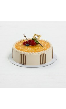 New Butter Scotch Cake