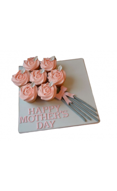 Happy Mother's day Cupcakes II