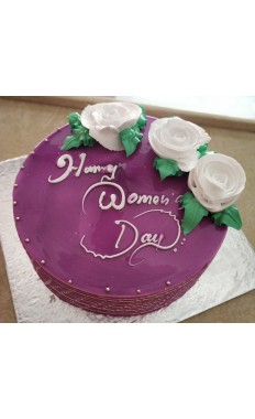 Woman's Day Victory Cake