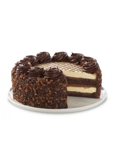 Delicious Chocolate Cheese Cake