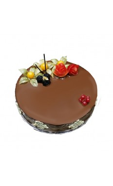 Black Beauty Chocolate Cake