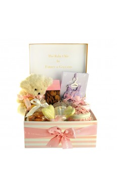 The baby chic by Forrey and GallandMEDIUM GIRL HAMPER