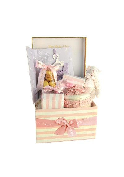 Baby Chic by Forrey & Galland SMALL GIRL HAMPER
