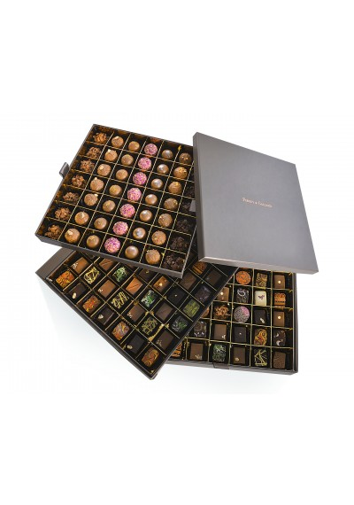 Luxury Forrey & Galland box - 147 Pieces