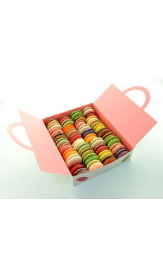 Assorted macaroons