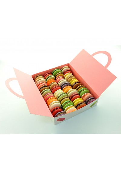 Balotin- 40 pieces of assorted macarons