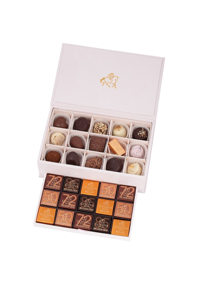 Small Size Royal Box By Godiva