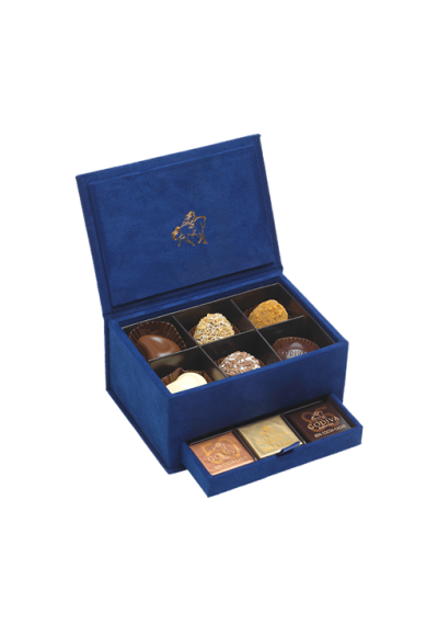 Navy Mini Royal Box