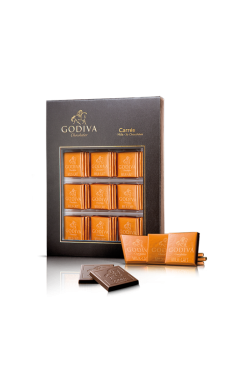 Milk Chocalate Carres By Godiva