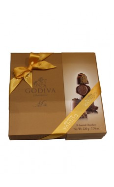 Godiva Assorted connoisseur Milk Chocolate