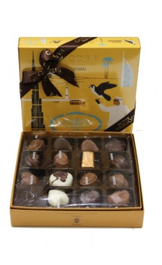 Godiva Chocolate Dubai Souvenir Gift Box,16 pc.