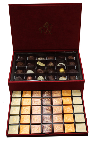 Godiva Large Royal box