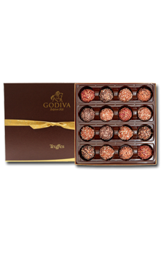 Truffle Box Collection 16 PCs