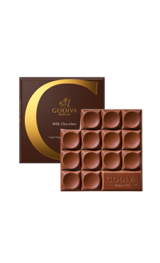 Milk Chocolate Tablet By Godiva