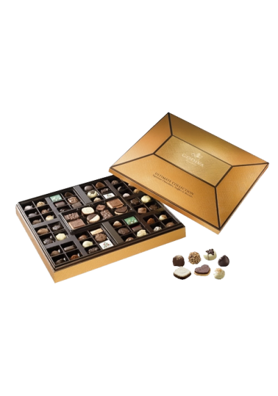 Ultimate Box From Godiva 96 PCs