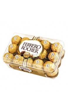 Ferrero Rocher Chocolate 30 Pieces