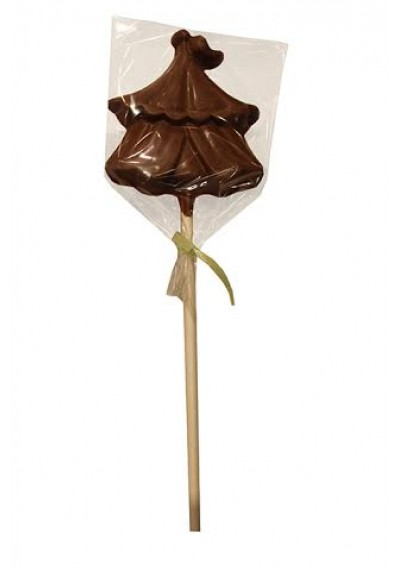 Vintage Chocolate castle Lollipop