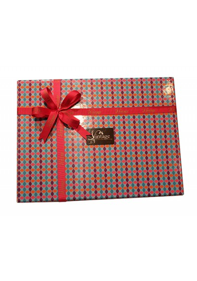 Vintage Choclate 4 layer Gift Box 192 Pcs