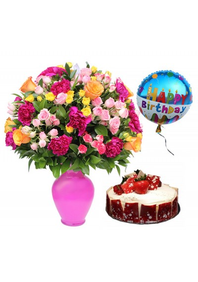 Delightful Blooms Package