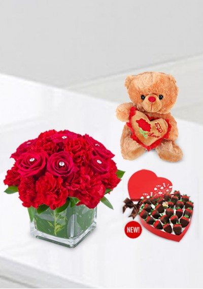 valentine day Love Gift Combo