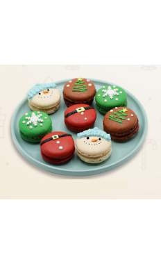 Christmas Special Macaroons I