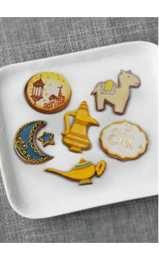 Ramadan Traditions Cookies