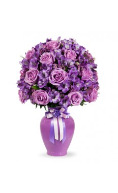 Fantasy Of Roses Bouquet