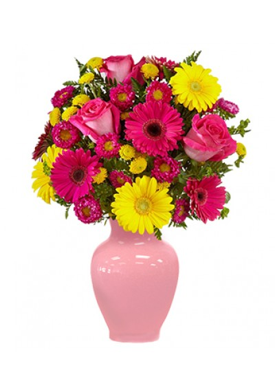 Pink-Smile-Bouquet