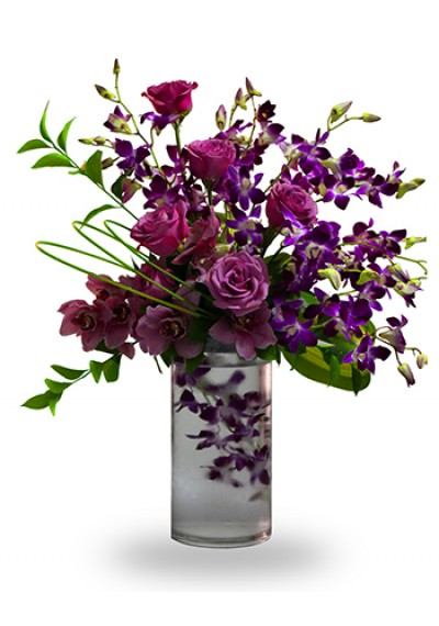 Spirited Luxury Orchid Bouquet