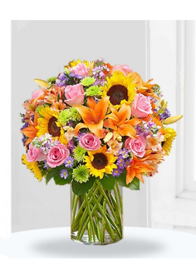 Garden of Splendor Bouquet