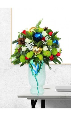 Christmas Smiles Bouquet