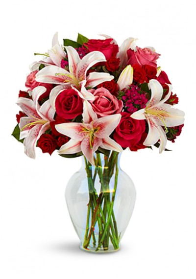 Mamma Mia Love Valentine Day Bouquet