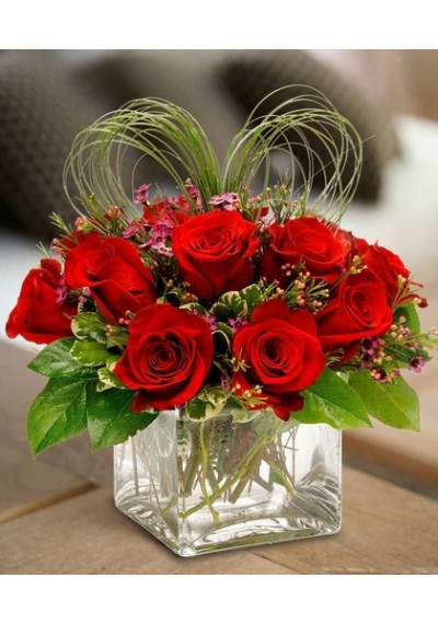 True Love Valentine Bouquet