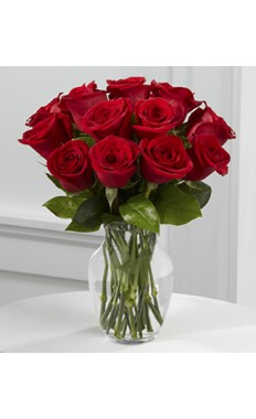 Valentine Red Rose Bouquet