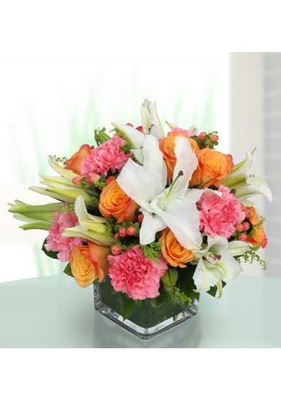 Blush Beauty Bouquet