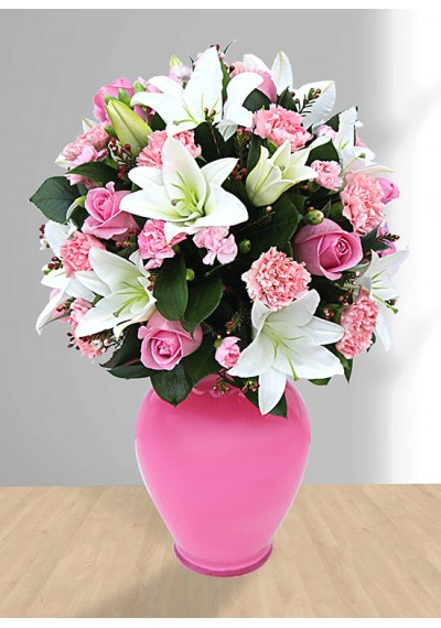 Sweet Emotions Mixed Flowers Bouquet