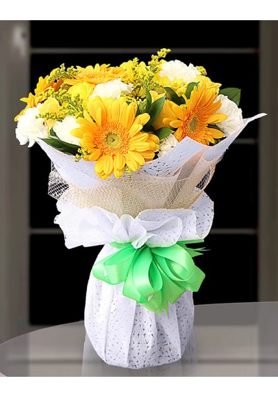 Sunshine Hand Bouquet