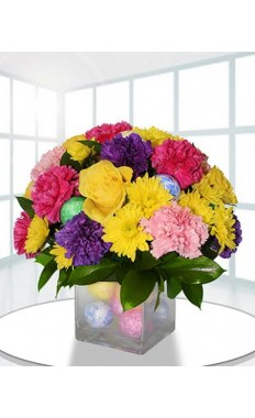 Easter Wishes Bouquet