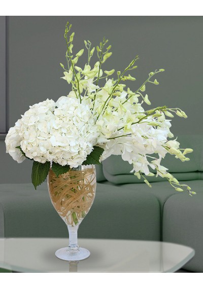 Martini White Bouquet