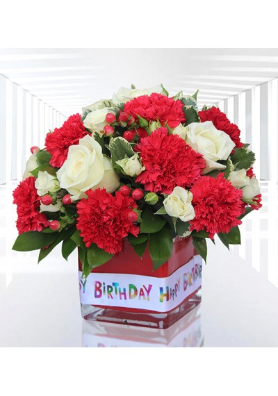 Unisex Birthday Bouquet