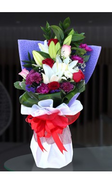 Charismatic Figure Bouquet