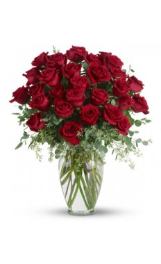 Forever Much loved Premium Red Rose