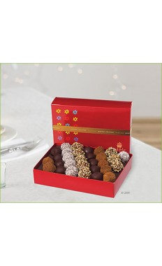 Fruit Truffles 30 Count Box