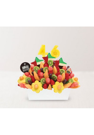 Buy The 46th Uae Festival For Fruit Chocolate Covered
