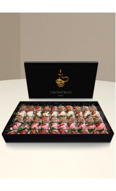 Fancy Strawberries Chocolate Luxury Box
